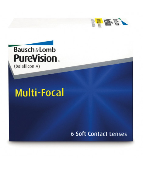 PureVision Multi-Focal 6 szt.