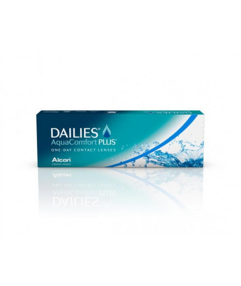 DAILIES AquaComfort Plus™ 30 szt.