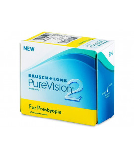 PureVision2 Multi-Focal For Presbyopia 6 szt.