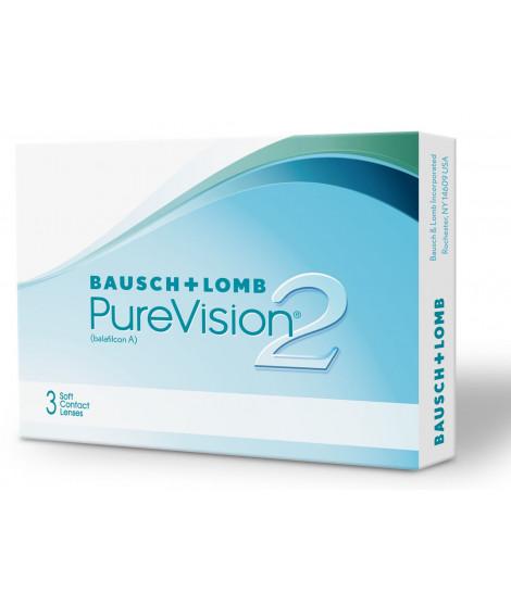 PureVision 2HD 3 szt.