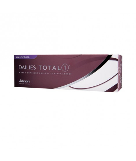 Dailies Total 1® Multifocal 30szt.