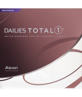 Dailies Total 1 Multifocal, 90 szt.