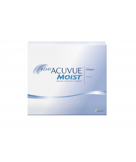 Acuvue 1-DAY Moist™ 90 szt.