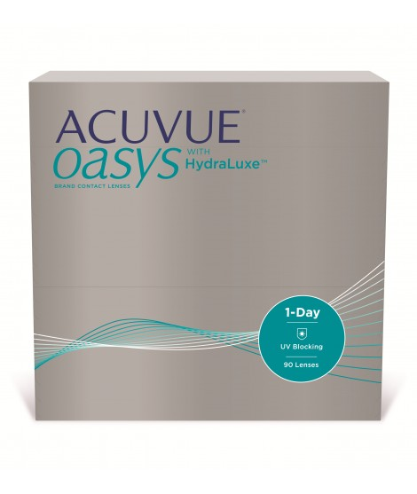 Acuvue Oasys 1 Day with HydraLuxe 90 szt.