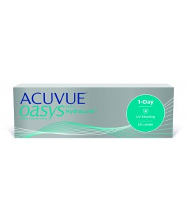 Acuvue Oasys 1 Day with HydraLuxe 30 szt.